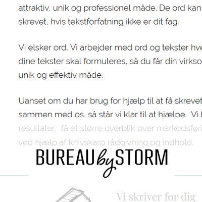 Bureau by Storm