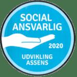 udvikling assens socialansvarlighedsmærke 2020